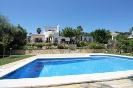 Villa CasaBlanca,Прекраснкая, романтическая вилла  с частным бассейном  на 8 человек в Calonge, Catalunya, в Испании...