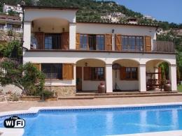 Villa Cassiopeia,Вилла   с частным бассейном на 10 человек в Calonge, Catalunya, в Испании...