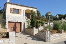 Villa Puig Rosell,Красивая, комфортабельная вилла   с частным бассейном на 6 человек в Calonge, Catalunya, в Испании...