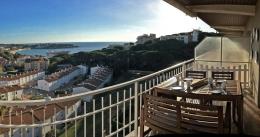 Caleta del Sol,Апартамент   с общим бассейном на 4 человекa в Sant Feliu de Guixols, Catalunya, в Испании...
