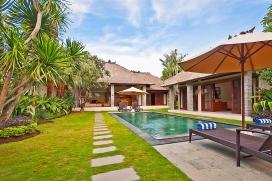 Красивая, уютная вилла  с частным бассейном  на 6 человек в Семиньякe, нa Бали, в Индонезии, Seminyak