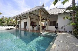 Прекраснкая, элитная вилла   с частным бассейном на 8 человек в Семиньякe, нa Бали, в Индонезии, Seminyak