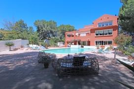 Villa grande y acogedora en Moraira, en la Costa Blanca, España  con piscina privada para 8 personas, Moraira