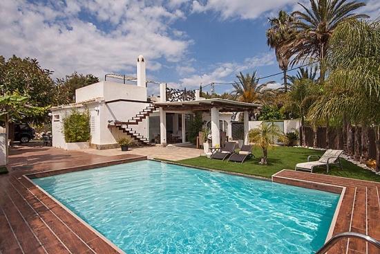 Maison de vacances Villa Armonia, Javea
