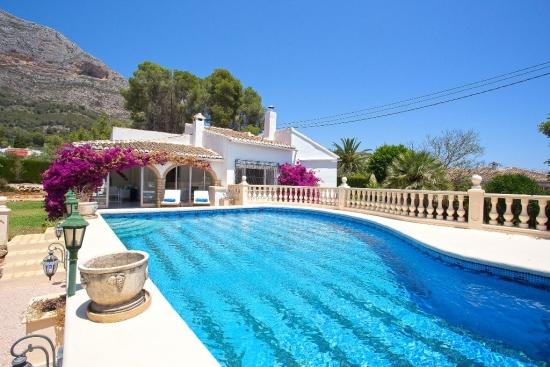 Maison de vacances Villa Casa Blanc, Javea