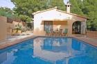 Aquisgran,Villa charmante et intime à Moraira, sur la Costa Blanca, Espagne  avec piscine privée pour 4 personnes...