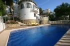 Los Pajaros,Villa à Moraira, sur la Costa Blanca, Espagne  avec piscine privée pour 4 personnes...