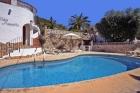 Margarita 4,Villa classique à Moraira, sur la Costa Blanca, Espagne  avec piscine privée pour 4 personnes...
