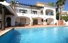 Villa Bambu,Villa  avec piscine privée à Moraira, sur la Costa Blanca, Espagne pour 6 personnes...