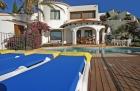 Villa Miralmar,Villa rustique et intime à Moraira, sur la Costa Blanca, Espagne  avec piscine privée pour 6 personnes...