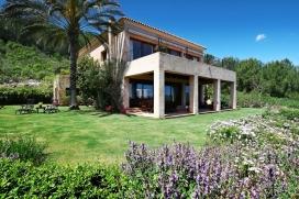 Grande villa intime à Santa Eulalia, Ibiza, Espagne  avec piscine privée pour 10 personnes, Santa Eulalia