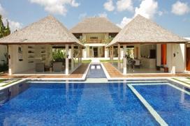 Grande villa de luxe  avec piscine privée à Canggu, Bali, Indonésie pour 8 personnes, Canggu