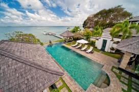 Belle villa confortable  avec piscine privée à Nusa Dua, Bali, Indonésie pour 6 personnes, Nusa Dua