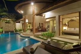Villa charmante à Seminyak, Bali, Indonésie  avec piscine privée pour 4 personnes, Seminyak