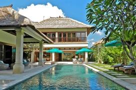Belle villa de luxe à Seminyak, Bali, Indonésie  avec piscine privée pour 10 personnes, Seminyak