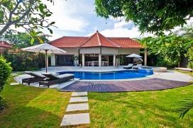 Villa merveilleuse et confortable à Seminyak, Bali, Indonésie  avec piscine privée pour 6 personnes, Seminyak