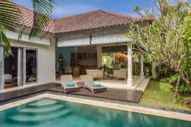 Villa charmante à Seminyak, Bali, Indonésie  avec piscine privée pour 2 personnes, Seminyak