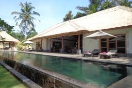 Grande villa de luxe à Ubud, Bali, Indonésie  avec piscine privée pour 2 personnes, Ubud