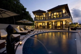 Large and luxury villa  with private pool in Jimbaran, Bali, Indonesia for 12 persons, Jimbaran