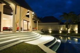 Beautiful and nice villa in Seminyak, Bali, Indonesia  with private pool for 6 persons, Seminyak