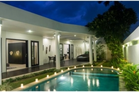 Modern and luxury villa  with private pool in Seminyak, Bali, Indonesia for 4 persons, Seminyak