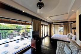 Beautiful and luxury villa  with private pool in Seminyak, Bali, Indonesia for 4 persons, Seminyak