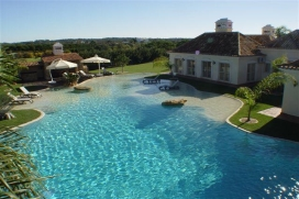 Beautiful and luxury villa  with private pool in Quinta do Lago, on the Algarve, Portugal for 8 persons, Quinta do Lago