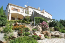 Villa Ambolo, Lovely and romantic villa in Calonge, Catalunya, Spain  with private pool for 8 persons...