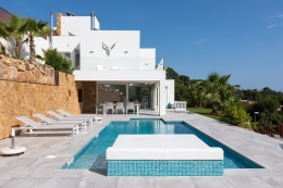 Villa Destino, New build modern Villa...