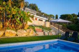 Villa Roja,Holiday villa in Calonge,...