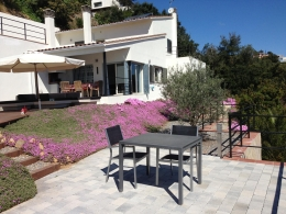 Villa Xipré, Villa in Calonge, Catalonia, Spain  with private pool for 5 persons...