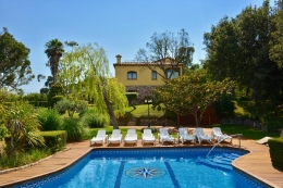 Villa Mas Ros, Large and cheerful villa  with private pool in Platja d'aro, Catalonia, Spain for 14 persons...