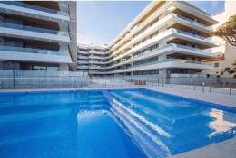Blau de Mar, Beachfront apartment...