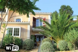Vista Prima, Villa  with private pool in Santa Cristina d'Aro, Catalonia, Spain for 6 persons...