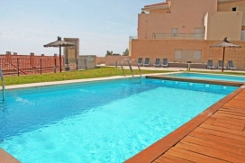 Modern and luxury apartment in Altea, on the Costa Blanca, Spain  with communal pool for 6 persons, Altea