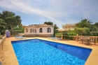 Holiday home that allows pets in Javea / Xabia, Costa Blanca Spain for 6 people - Villa Barcola