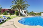 Holiday home that allows pets in Javea / Xabia, Costa Blanca Spain for 6 people - Villa Bilbao