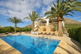 Holiday home that allows pets in Javea / Xabia, Costa Blanca Spain for 12 people - Villa Entre Naranjos