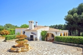 Holiday home that allows pets in Javea / Xabia, Costa Blanca Spain for 6 people - Villa La Plana