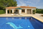 Villa Iniesta, Holiday villa at the...