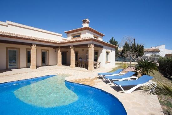 Casa Monte Javea - Javea