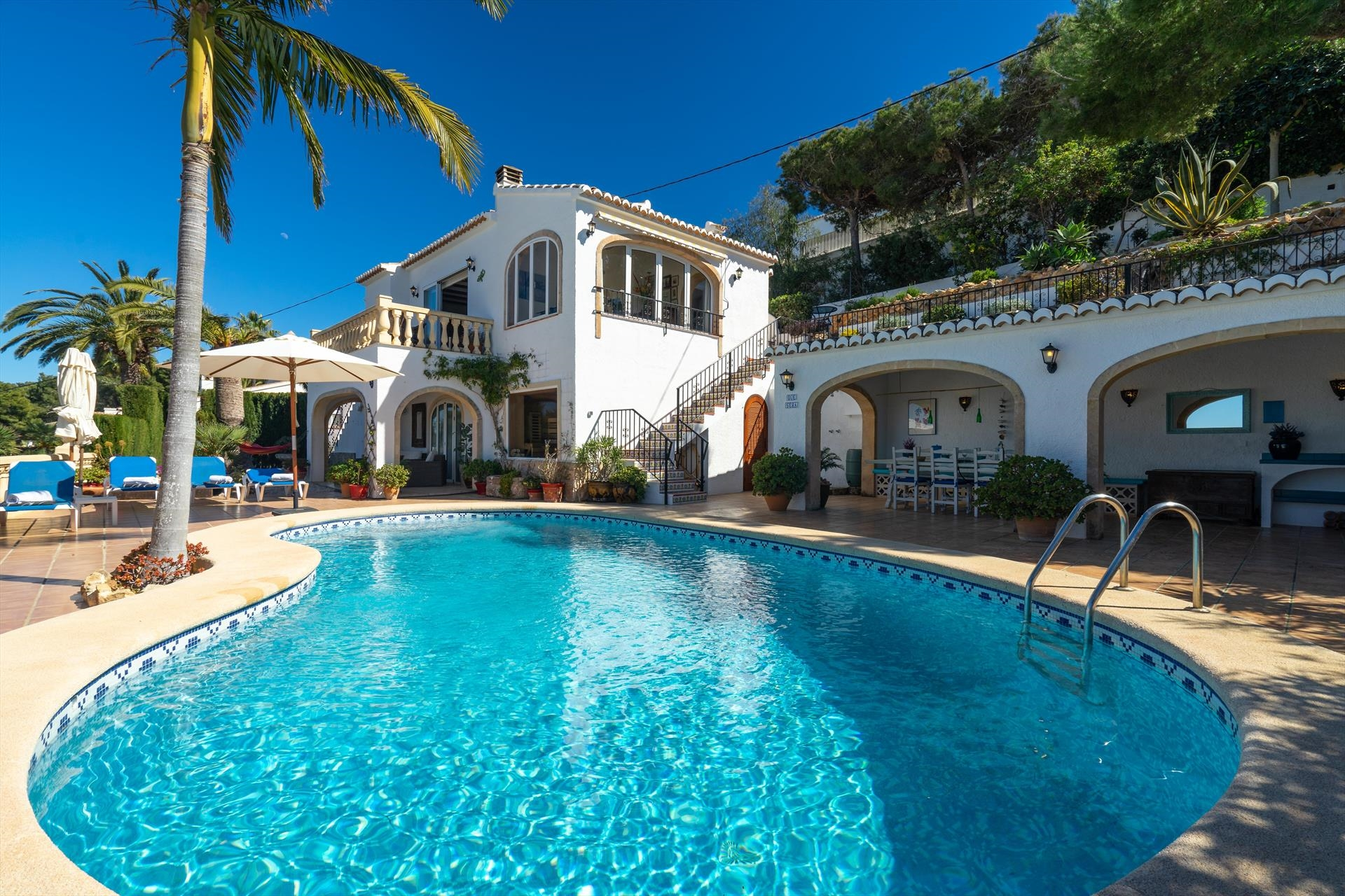 Villa Casa Que Sera - Javea