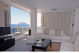 Modern and comfortable apartment in Moraira, on the Costa Blanca, Spain for 6 persons, Moraira