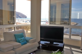 Apartment in Moraira, on the Costa Blanca, Spain for 6 persons, Moraira