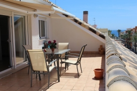 Apartment  with communal pool in Moraira, on the Costa Blanca, Spain for 6 persons, Moraira