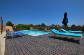 Beautiful and nice holiday house  with private pool in Benissa, on the Costa Blanca, Spain for 6 persons, Moraira