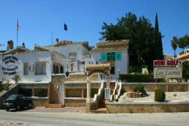 Hotel room in Moraira, on the Costa Blanca, Spain for 2 persons, Moraira