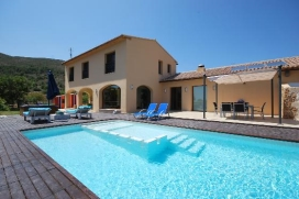 Villa  with private pool in Benissa, on the Costa Blanca, Spain for 8 persons, Moraira