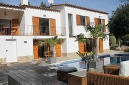 Villa Francisco,Prachtige en gezellige villa in Calonge, Catalonia, Spanje  met privé zwembad voor 10 personen...