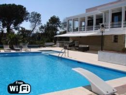 Villa Joia del Mar,Grote en comfortabele villa in Calonge, Catalunya, Spanje  met privé zwembad voor 12 personen...